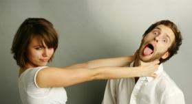 frustration-choking