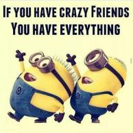 if-you-have-crazy-friends-you-have-everything-quote-1