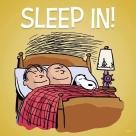 peanuts-sleep-in