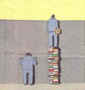 books-climb