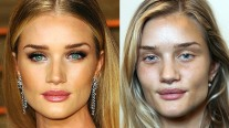 model-with-without-makeup