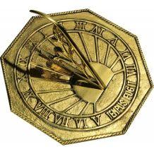 sundial tempus fugit